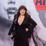 Loles León en el estreno de 'Arde Madrid'
