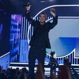 Eros Ramazzotti como artista invitado en la Gala 7 de 'OT 2018'