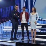Marilia y Carlos de 'OT 2018' nominados de la Gala 7