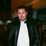 Miguel Marcos llegando a la fiesta del cumpleaños 45 de Belén Esteban