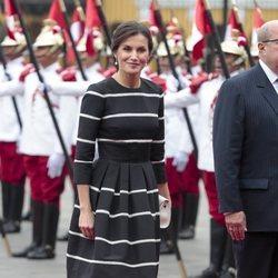 La Reina Letizia en Lima con motivo de su Viaje de Estado a Perú