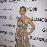 Claire Danes en los premios Mujer del Año 2018 de Glamour