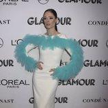Coco Rocha en los premios Mujer del Año 2018 de Glamour