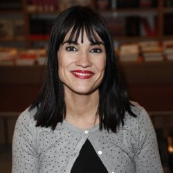 Irene Villa en el Rastrillo Nuevo Futuro 2018