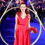 Maja Bloom en el estreno de 'Animales Fantásticos: Los Crímenes de Grindelwald'