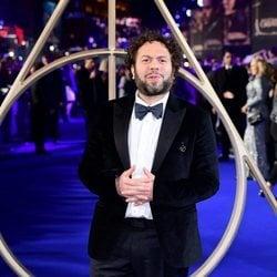Dan Fogler en el estreno de 'Animales Fantásticos: Los Crímenes de Grindelwald'
