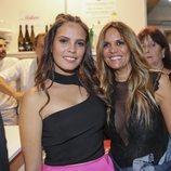 Gloria Camila y Marta López en el Rastrillo Nuevo Futuro 2018