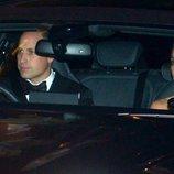 El Príncipe Guillermo y Kate Middleton en el 70 cumpleaños del Príncipe Carlos
