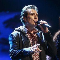 Manolo García durante su actuación en la entrega de los Premios Ondas 2018