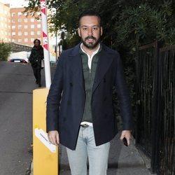 Kike Calleja visita a Terelu Campos tras su segunda intervención
