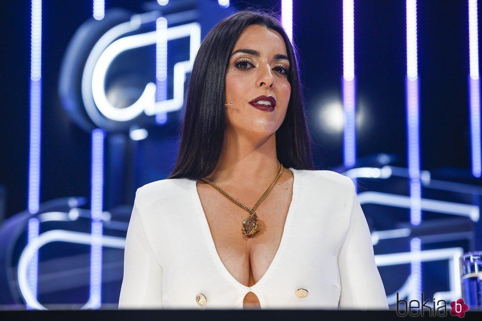 Ruth Lorenzo, miembro del jurado en la Gala 8 de 'OT 2018'