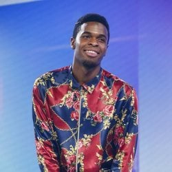 Famous durante la valoración del jurado en la Gala 8 de 'OT 2018'