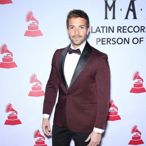 Gala de Persona del Año de los Grammy Latinos 2018 en las Vegas