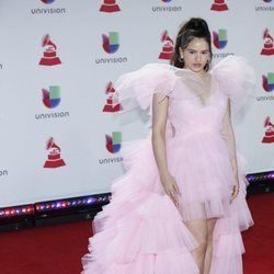 Rosalía en los Grammy Latinos 2018