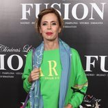 Ágatha Ruiz de la Prada posando en un evento