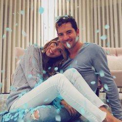 Rosanna zanetti y David Bisbal anuncian que tendrán un niño