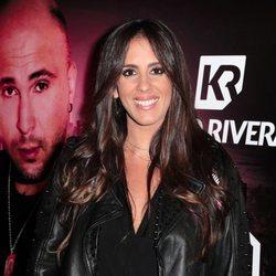Anabel Pantoja en la presentación del single de Kiko Rivera: 'Mentirosa'