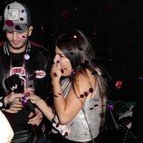 Chabelita Pantoja y Omar Montes juntos en la presentación del single de Kiko Rivera: 'Mentirosa'
