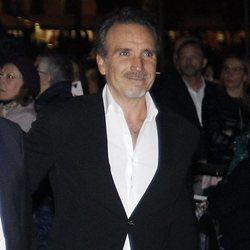Marco Severini en la boda de Marta Ortega y Carlos Torretta