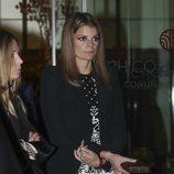 Athina Onassis dirigiéndose a la boda de Marta Ortega y Carlos Torretta