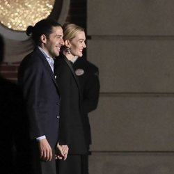 Marta Ortega y Carlos Torretta, muy felices tras casarse