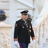 Alberto II de Mónaco en las celebraciones del Día Nacional de Mónaco 2018