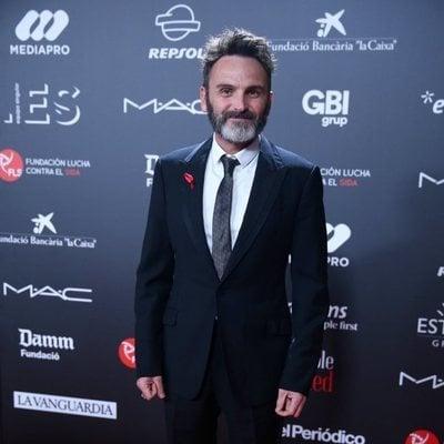 Fernando Tejero en la gala 'People in red' 2018