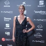 Gemma Mengual en la gala 'People in red' 2018