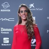 Ona Carbonell en la gala 'People in red' 2018