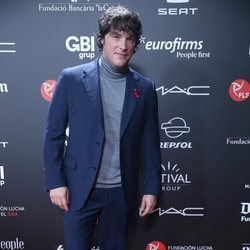Jordi Cruz en la gala 'People in red' 2018