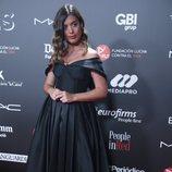 Dulceida en la gala 'People in red' 2018