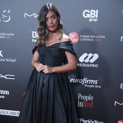 Dulceida en la gala 'People in red' 2018