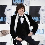Camilo Sesto en la presentación de 'Camilo Sinfónico'
