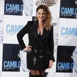 Pastora Soler en la presentación de 'Camilo Sinfónico'