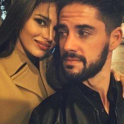 Sara Sálamo e Isco Alarcón celebran su primer año de amor