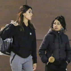 Sofía Suescun y Maite Galdeano paseando