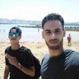 Asraf y Anuar Beno, dos hermanos muy unidos