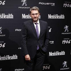 Màxim Huerta en los Premios Men's Health 2018