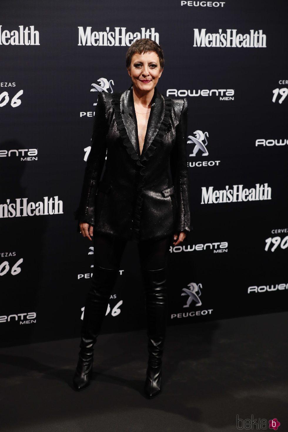 Eva Hache en los Premios Men's Health 2018