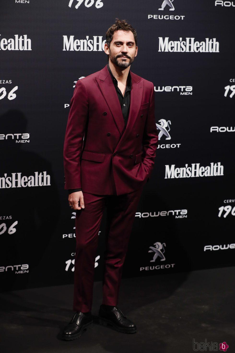 Paco León en los Premios Men's Health 2018