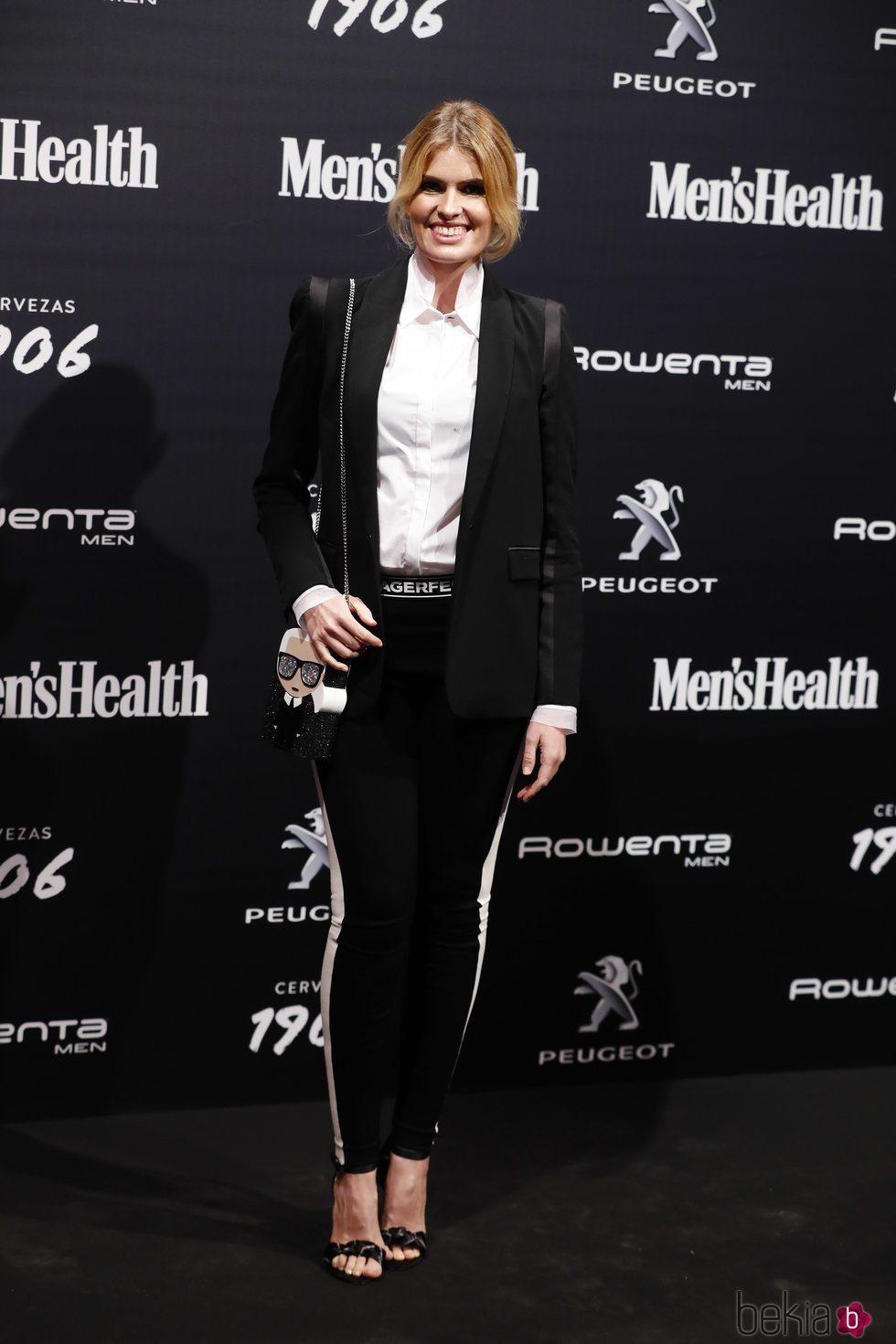 Adriana Abenia en los Premios Men's Health 2018