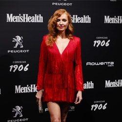 Cristina castaño en los Premios Men's Health 2018