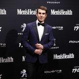 Daniel Muriel en los Premios Men's Health 2018