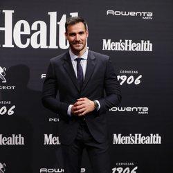 Saúl Craviotto en los Premios Men's Health 2018