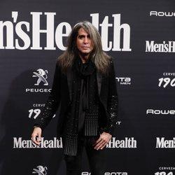 Mario Vaquerizo en los Premios Men's Health 2018