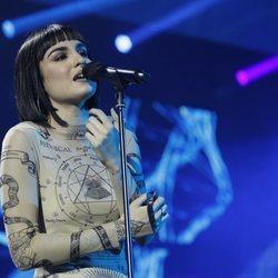 Natalia canta 'The scientist'