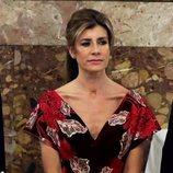 Begoña Gómez en la cena de gala al Presidente de China