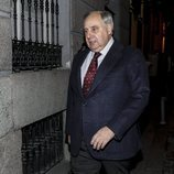 Fernando Martínez de Irujo en la fiesta de 50 cumpleaños de Eugenia Martínez de Irujo