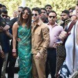 Nick Jonas y Priyanka Chopra recién casados