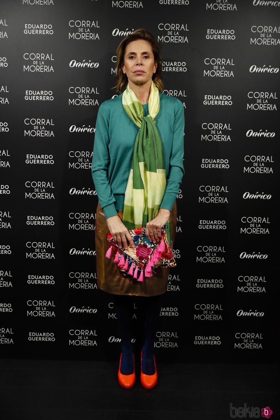 Ágatha Ruiz de la Prada en el estreno del espectáculo 'Onírico'